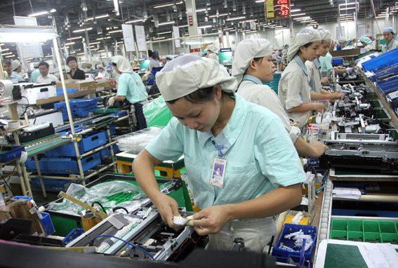 Sản xuất thiết bị điện tử, viễn thông