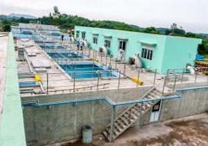 Nhà máy nước Yên Bình – Thái Nguyên