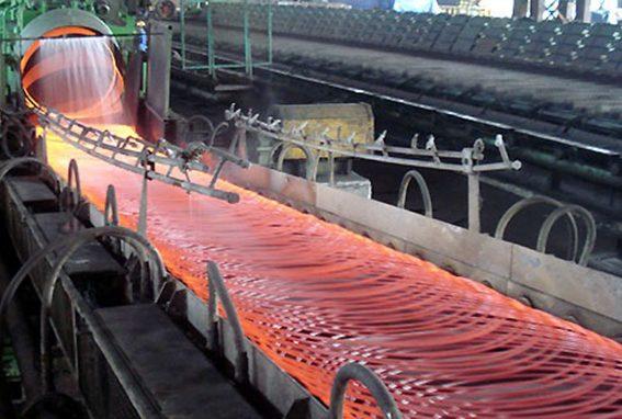 Công nghiệp sản xuất thép