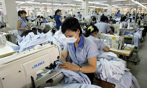 Công nghiệp may mặc Clothing industry
