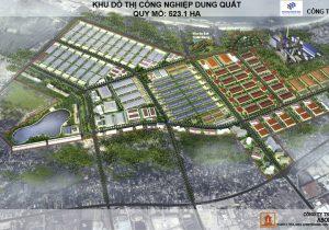 Khu Đô thị công nghiệp Dung Quất – Quảng Ngãi