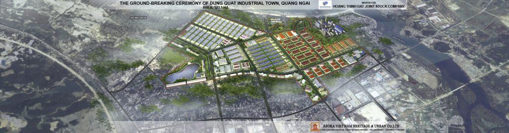 Dung Quat Industrial Town – Quang Ngai