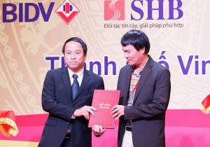 Hoang Thinh Dat honorably attends the 10th meeting with investors in Spring 2018 in Nghe An