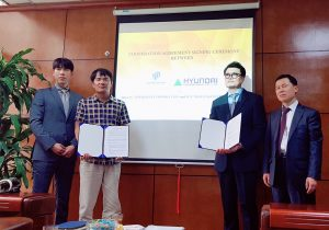 HOANG THINH DAT CORPORATION SIGNED A COOPERATION AGREEMENT WITH HYUNDAI ENGINEERING CO., LTD.