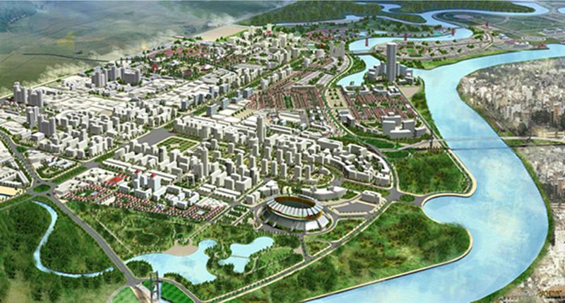 Khu đô thị Yên Bình Phổ Yên, Thái Nguyên